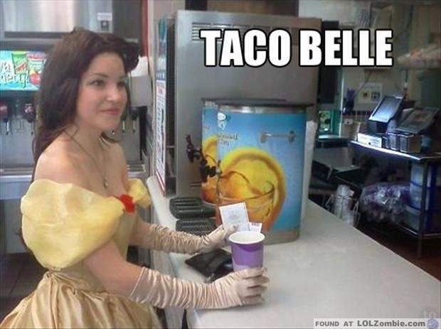 princess taco belle