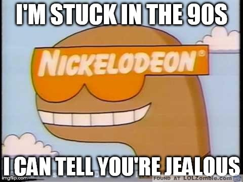 Stuck in 90s