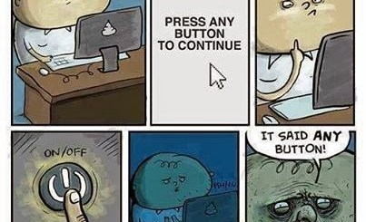 Any Button
