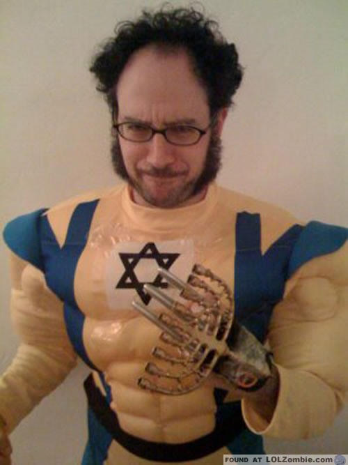 Wolverine was Jewish right?