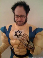 Wolverine was Jewish right?