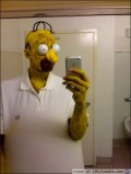 Homer on Meth
