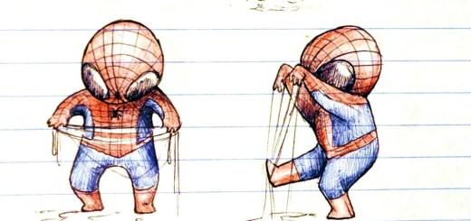 Spiderman Stuck