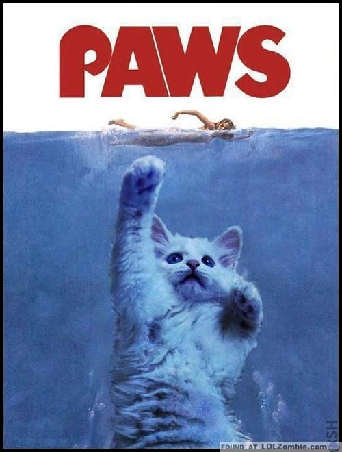 Paws Movie Poster