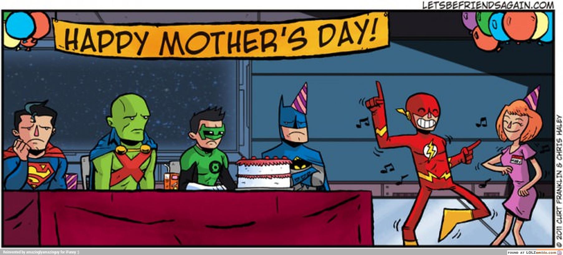 Super Hero Moms