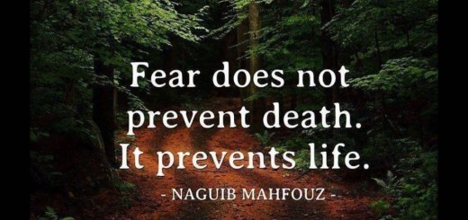 Fear Quote