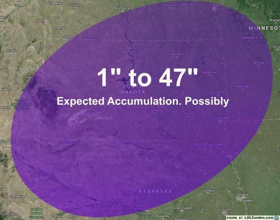 Midwest Snow Forecast