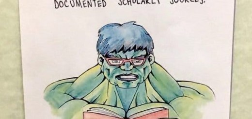 Incredible Hulk Reading Book