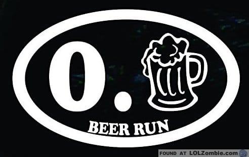 0.Beer Run