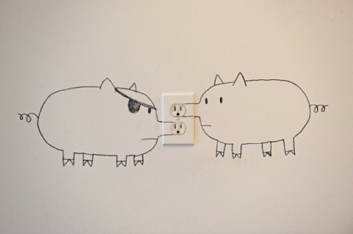 Outlet Pigs