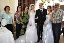 Boda familia Maximino Pérez Cuba