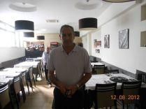 Valentin, restaurant Lugano