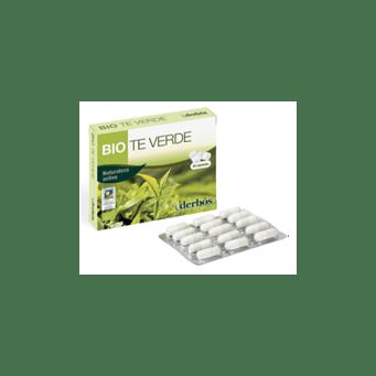 Ampliar Bio Te Verde - Derbós - 30 cápsulas