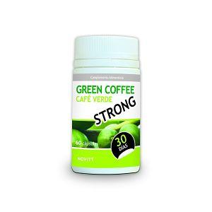 Green Coffee Strong - Café verde - Novity - 60 cápsulas