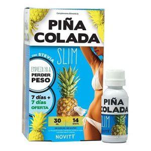 Piña Colada Slim - DietMed - 14 x 30 ml