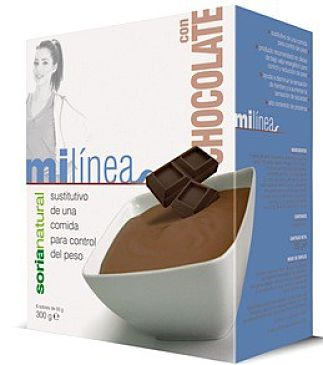 Mi línea - Sustitutivo comida sabor chocolate