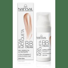 Rosa Mosqueta BB Cream - Color Claro - Natysal - 30 ml