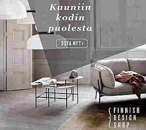Finnish Design Shop, kaunis koti