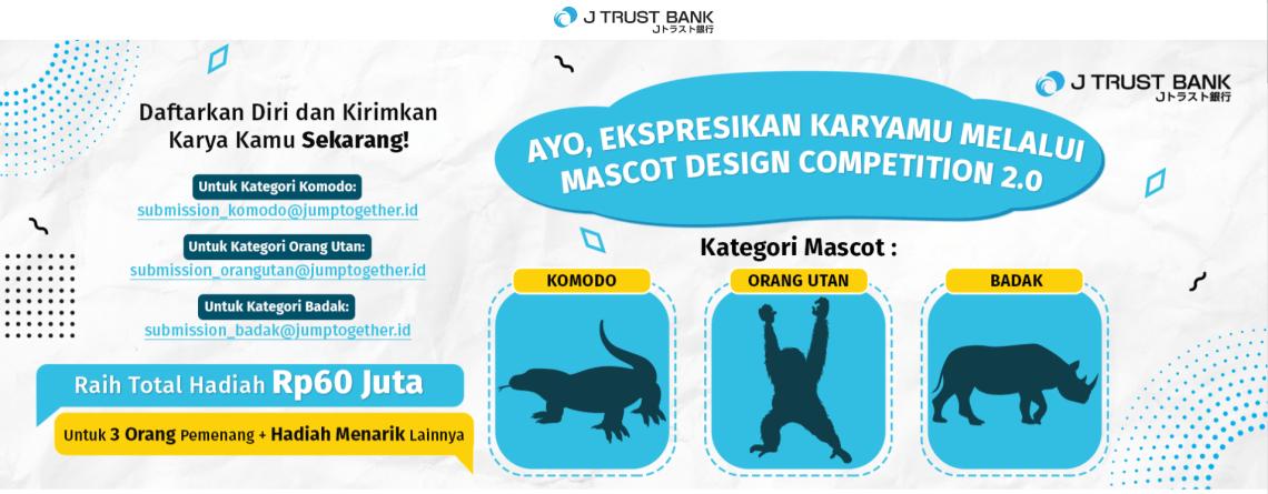 lomba desain j trust bank indonesia