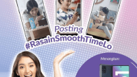 Lomba Foto/Video Rasain Smooth Time Lo Berhadiah Samsung A51, TWS Xiaomi dan E-Voucher