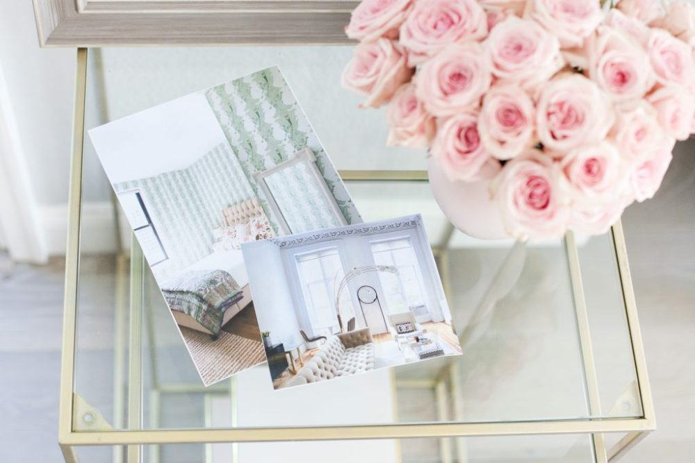 home decor project with homepolish, decorating