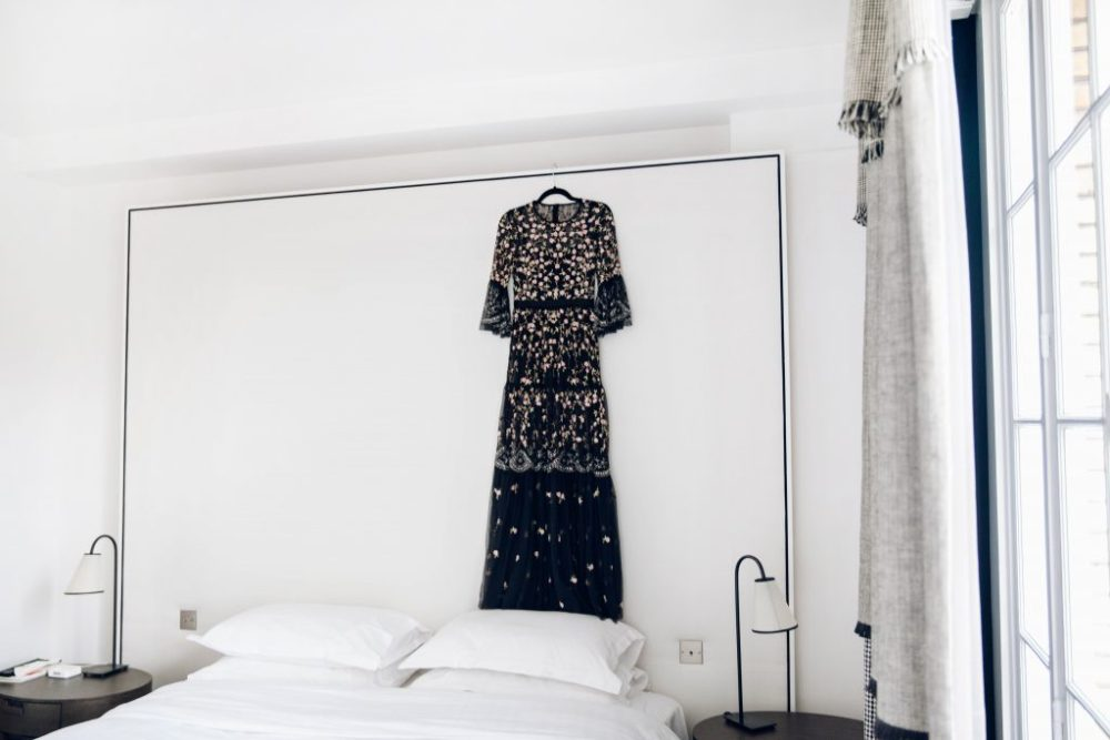 One Fine Stay Paris, sharing our parisian vibes black and white flat