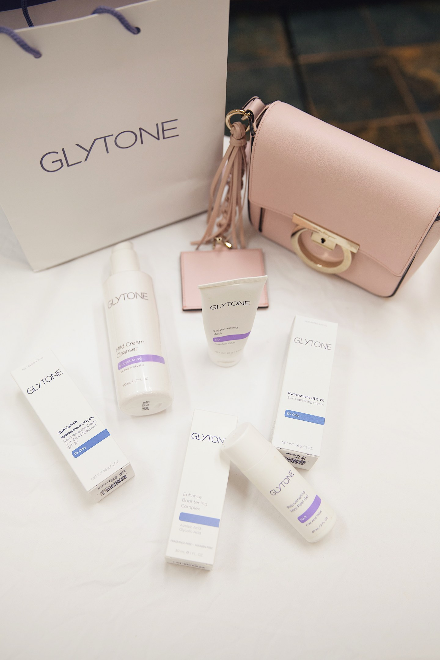 Beauty | Skincare | Glytone Chemical Peel Before & After featured by San Francisco beauty blog Lombard and Fifth