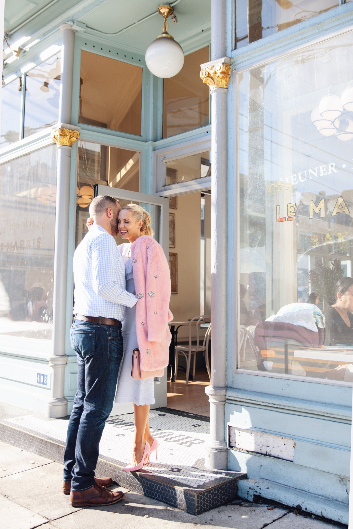 Mizzen+Main best shirts for him featured by top San Francisco fashion blogger Lombard and Fifth