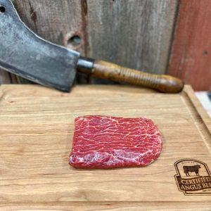 Flatiron Steak ~ Certified Angus Beef