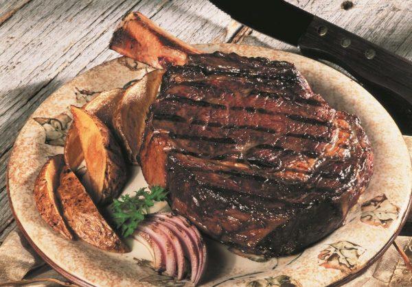 CAB Cowboy Steak