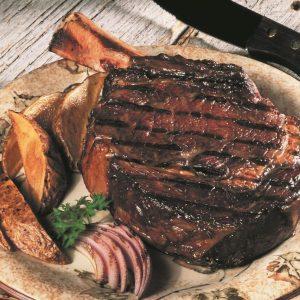 Prime Cowboy Steak ~ Certified Angus Beef