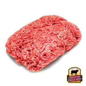 Ground Beef 80/20 ~ Certified Angus Beef