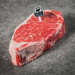 New York Strip Steak ~ Certified Angus Beef