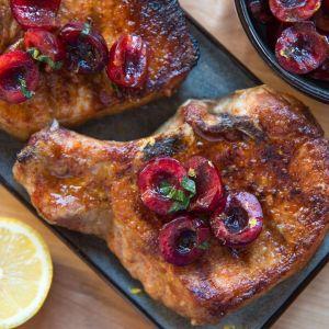 Pork Loin Chop ~ Sakura Pork