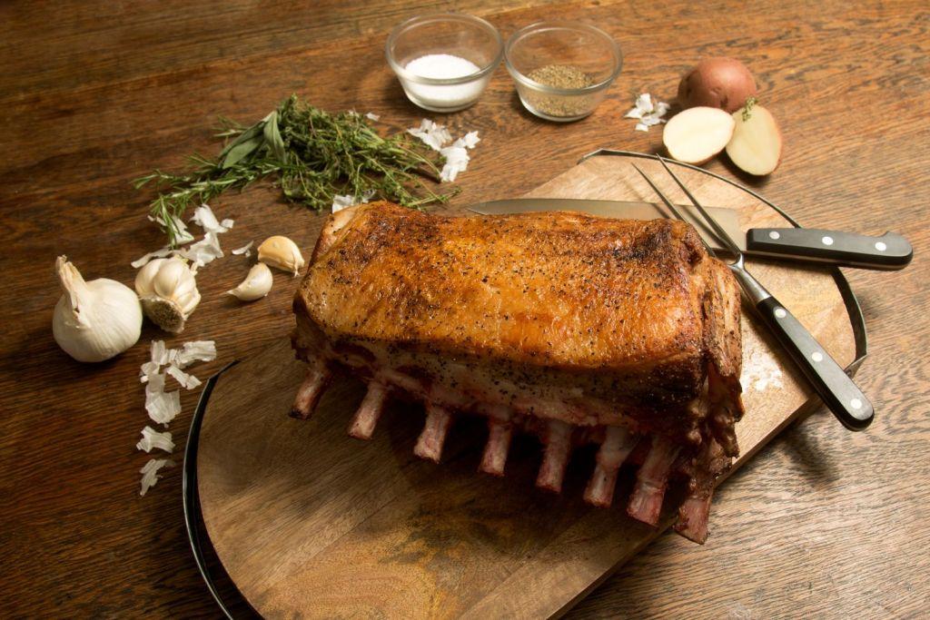 Sakura Pork Rib Roast