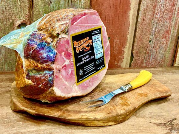 Berkshire Hickory Smoked Ham