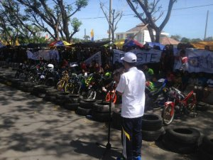 Drag Bike Gerung 2016