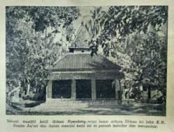 KH. Usman Kakek dari Hadrotussyakh Hasyim Asyari