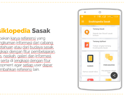 Review : Ensiklopedia Sasak (Aplikasi Android)