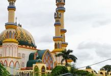 Masjid Islamic Center Mataram