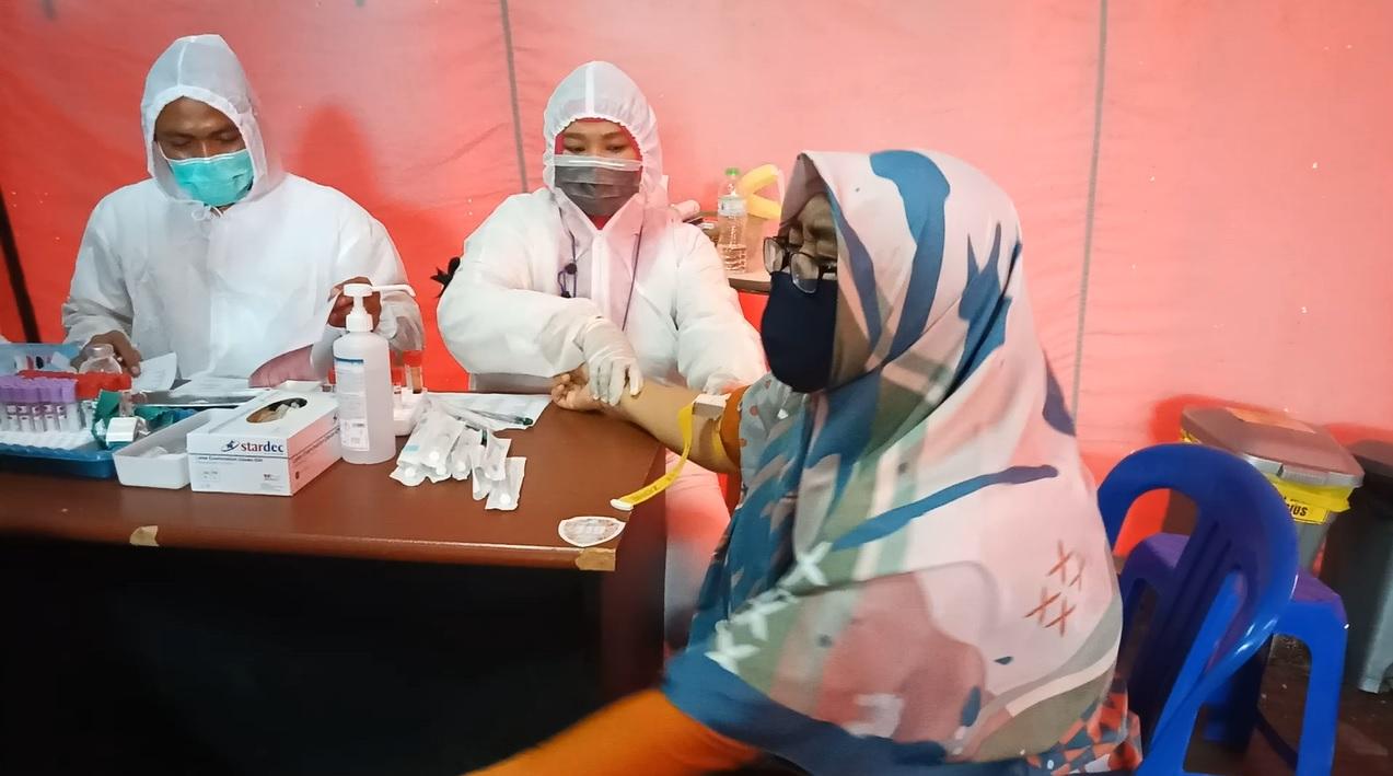 Rapid Tes & Swab Mandiri, Rumah Sakit Swasta Diminta Tidak Melayani Warga Mataram