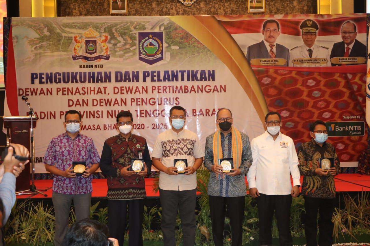 Kadin Apresiasi Ekonomi NTB yang Positif, Meski di Tengah Pandemi Covid-19
