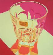 Toshiko Hirata Bicchiere