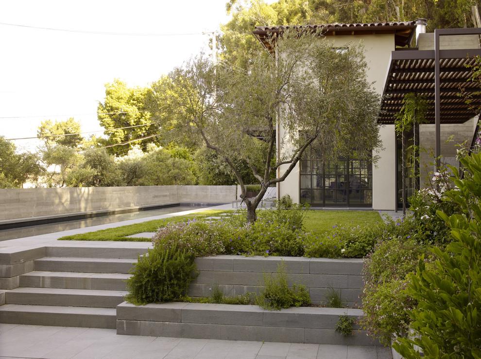 Modern garden entrance | http://lomets.com on Backyard:uuezyx-Hy-8= Landscape Design  id=87951