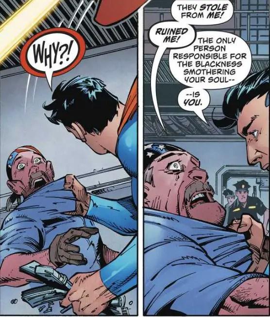 Superman sale en defensa de inmigrantes