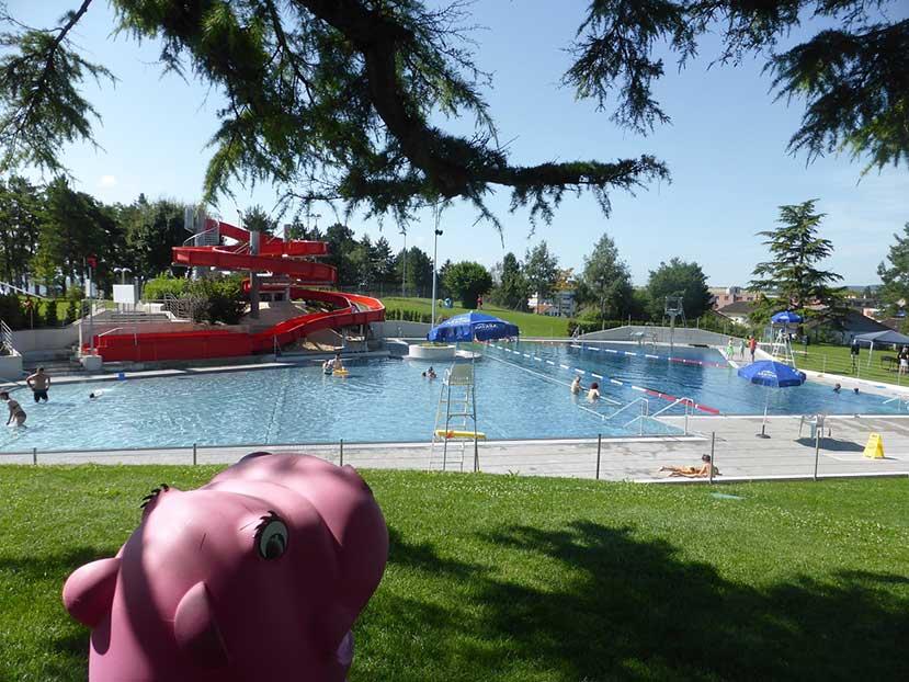 La piscine d'Orbe souffle ses 60 bougies