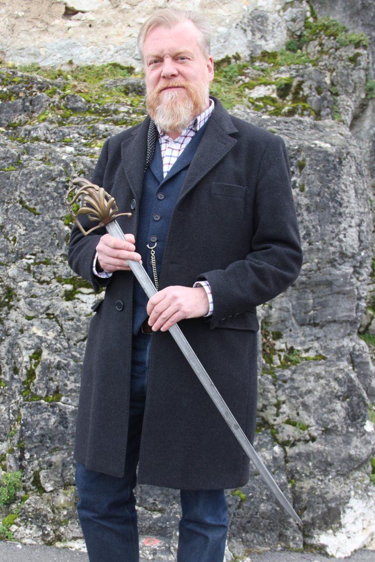 Portrait : Quand un Ballaigui dégaine son sabre
