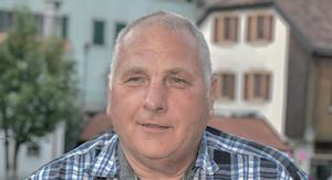 Marcel Anex, président du Conseil communal 2018-2019