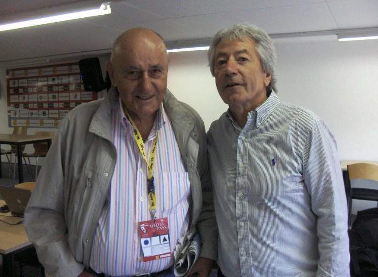 Portrait : Pierre Mercier, journaliste sportif