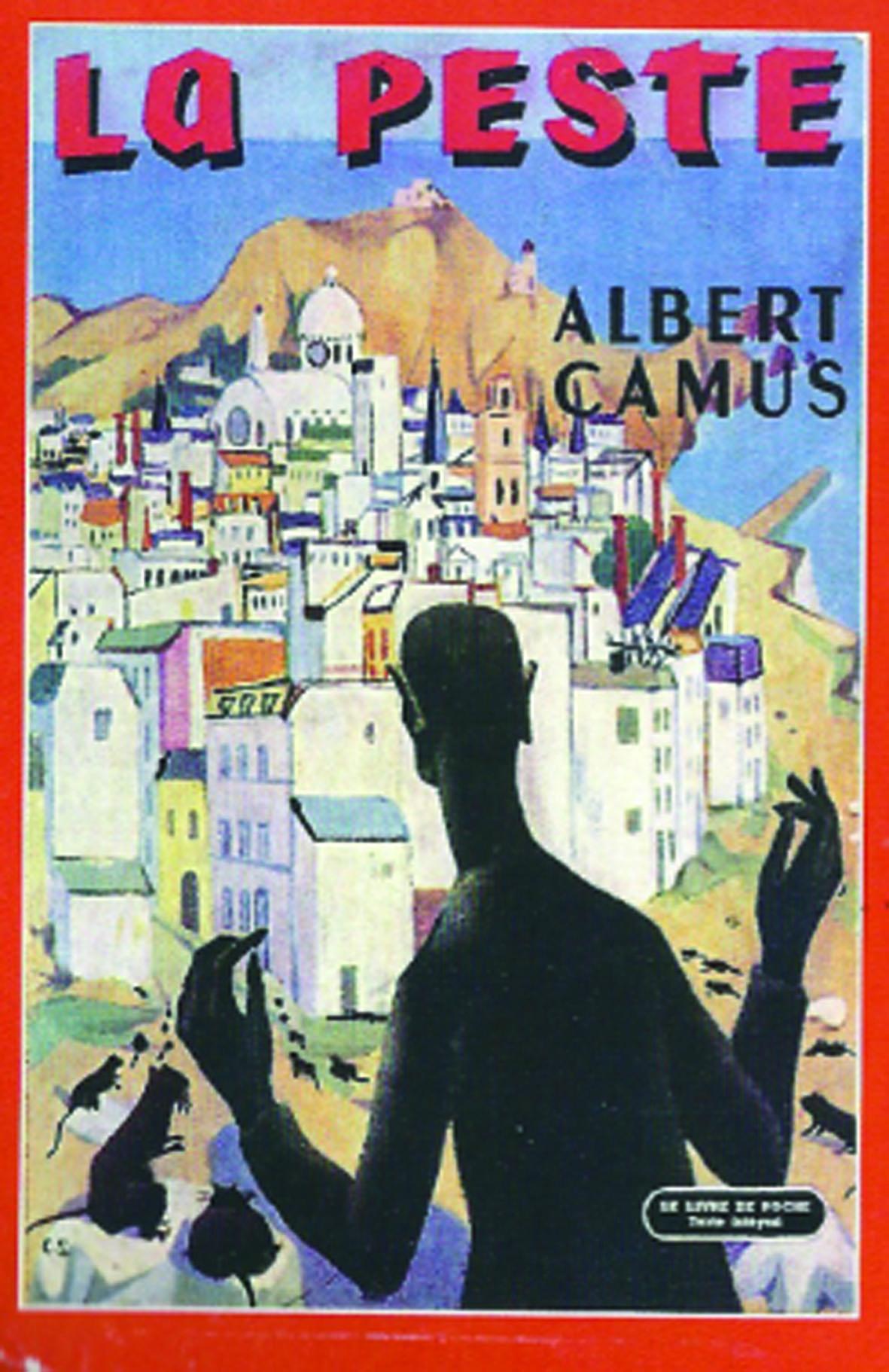 C'est d'actualité : Lisez ou relisez La Peste d'Albert Camus